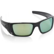 Oakley Round Sunglass(Green)