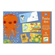 Djeco Hide & Seek Duo Puzzle
