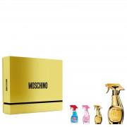 Moschino Gold Fresh Couture Eau de Parfum Spray 50ml Set regalo