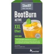 SlimJOY Fatburner BootBurn ACTIVE mit XXL Effekt. Mango Geschmack. 15 Beutel