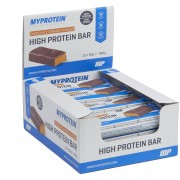 Myprotein High Protein Bar - 12 x 80g - Ny - Chocolate Orange