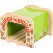 Jucarie educativa Big Jigs Double Tunnel