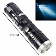 5W Portable Waterproof Ultra Bright LED Flashlight Torch Outdoor Lamp Pocket Torch Emergency Lights Lamps(Pack of 1)