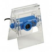 Camera web USB 2.0 BasicXL, 640 x 480 px, 30 fps, Albastru