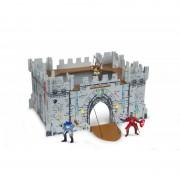 Figurina Papo - Set Castel carton+3 figurine