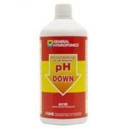 Ghe pH+ down / bajar 500ml