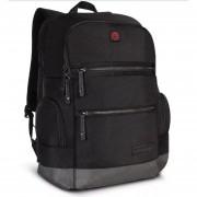 Bolso Morral Swiss Brand Melbourne Backpack-Negro