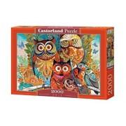 Puzzle Bufnite, 2000 piese