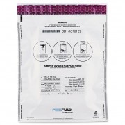 Freezfraud Tamper-Evident Deposit Bags, 12 X 16, White, 100/box