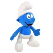 The Smurfs Soft Plush Doll - Smurf 9 (23Cm) Toy