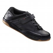 Shimano AM500 SPD Cycling Shoes - Black - EUR 39 - Black