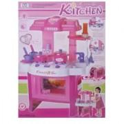 Oh Baby branded Enterprise Barbie Kitchen Set Set FOR YOUR KIDS SE-ET-241