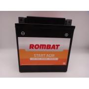 Baterie moto, scuter, atv Rombat 12V 30Ah 250A, AGM RBX30L-BS