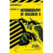 Cliffsnotes on Malcolm X's the Autobiography of Malcolm X, Paperback/Ray Shepard