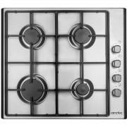 Plita incorporabila ARXG64124SX, Gaz, 4 arzatoare, Argintiu