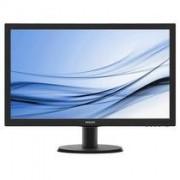 "Philips V-line 243V5LHAB - LED-monitor - Full HD (1080p) - 23.6"" (243V5LHAB/00)"