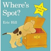 Where's Spot', Hardcover/Eric Hill