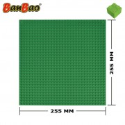 BanBao Baseplate Green 8482