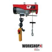 Workshop Električna dizalica WED400, 1350W,400/800 Kg