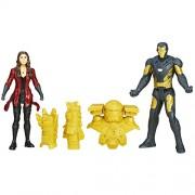 "Marvel Captain America Civil War ""Concept Series"" Iron Man vs. Scarlett Witch"
