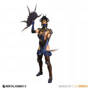 Mezco Mortal Kombat X Series 2 Kitana Action Figure