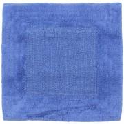Linnea Tapis de bain 60x60 cm DREAM bleu Lavande 2100 g/m2