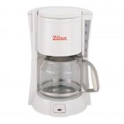 Filtru de cafea Zilan, 1.2 l, 800 W, Alb