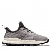 Timberland Oxford Brooklyn Lace Pour Homme En Gris Gris, Taille 43.5