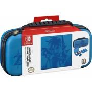 Bigben Interactive Nintendo Switch Deluxe Travel Case - The Legend Of Zelda (blauw)