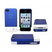 iPhone 4 serie Incase Fragment (Blå)