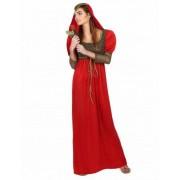 Vegaoo Mittelalterliches Prinzessinnenkostüm für Damen