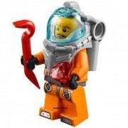 Мини фигурка LEGO Deep Sea Diver - Водолаз с два аксесоара City 91705