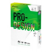 PRO-DESIGN digitális másolópapír, digitális, A4, 160 g, 250 lap/csomag