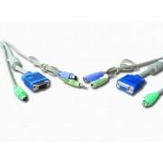 Cablu KVM digital SVGA tata-SVGA mama 5m