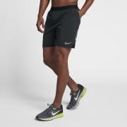 Short de running doublé Nike Distance pour Homme - Noir