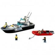City - Politie patrouilleboot