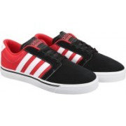 ADIDAS NEO CLOUDFOAM SUPER SKATE Sneakers For Men(Red)