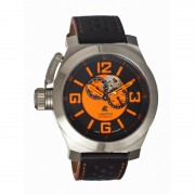 Carucci Ca2175bk-or Torre Del Greco Mens Watch