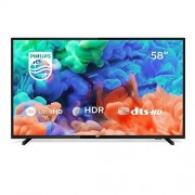 Philips Television 58 58pus6203 4k Uhd HDR Smart Tv