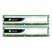 Kit Dual Channel Corsair 16GB (2 x 8GB), DDR3, 1600MHz, CL 11, 1.5V