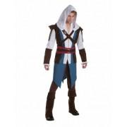 Disfarce clássico Edward- Assassin's Creed™ Adulto