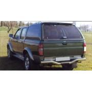 HARD TOP CARRYBOY TOYOTA HILUX DBL CAB 98/05 TOIT HAUTSANS VITRES - access...