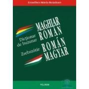 Dictionar de buzunar maghiar-roman roman-maghiar - Erzsebet-Maria Reinhart
