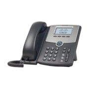 Cisco SPA512G IP Phone - Wall Mountable - Silver, Dark Grey