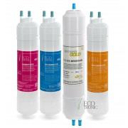 Ecotronic Комплект фильтров с RO мембраной (12 дюймов)