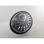 FK-Automotive fari Daylight VW New Beetle anno di cost. da 2006 cromato con LED luce di posizione