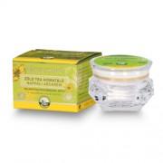 Naturissimo Zöld tea nappali fényvédő, hidratáló krém SPF10, VILÁGOS, 50 ml