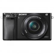 Sony A6000 zwart + 16-50mm powerzoom (ILCE6000LB.CEC)