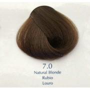 Vopsea de par Yellow 7.0 blond natural