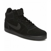 Nike Court Borough Mid Black Men'S Running Shoes